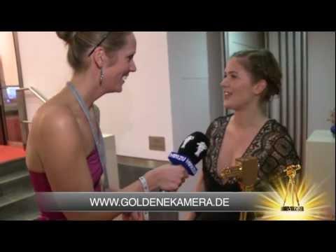 Interview Mit Liv Lisa Fries - Goldene Kamera 2012