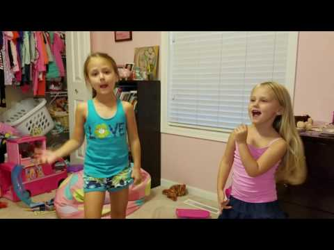 Avery & Laila dancing to Me Too, by Meghan Trainor