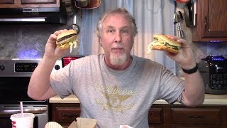 Comparing BK Big King XL to Big Mac