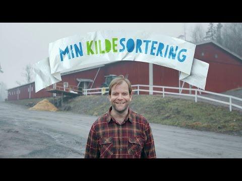 Youtube preview av filmen Min kildesortering - Landbruksplast