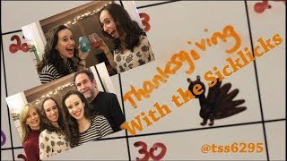Thanksgiving With the Sicklicks | tss6295
