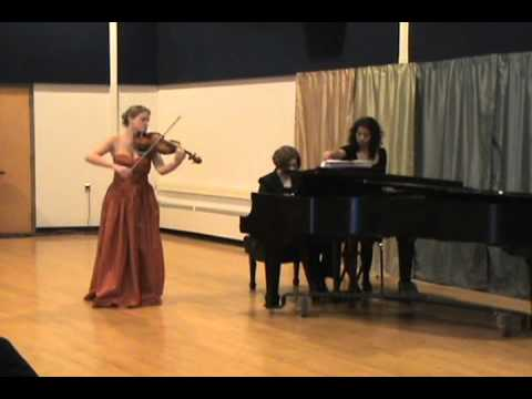 Rebecca Clarke: Lullaby