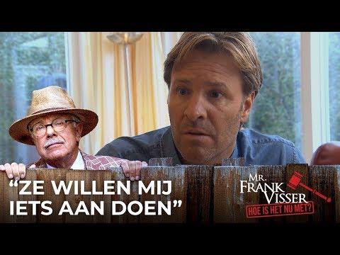 'We zullen je PAKKEN waar we maar kunnen!' | Mr. Frank Visser: Hoe is het nu met?
