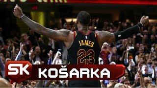 """""""LeBlock"""", """"LeClutch"""" i Ostali Potezi Nedelje u NBA Plej-Ofu   SPORT KLUB Košarka"""
