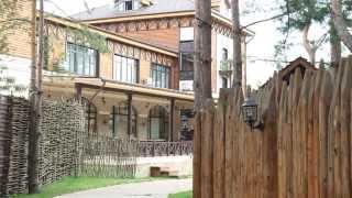 видео Загородные комплексы под Киевом