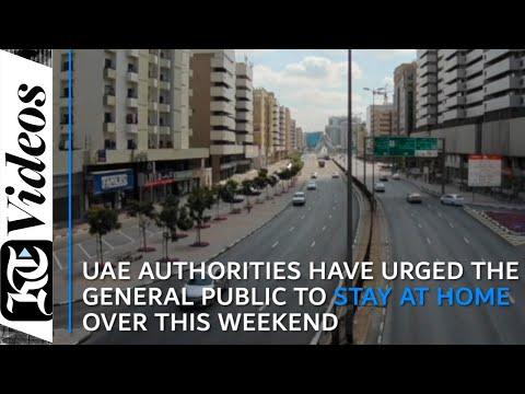 Fighting Covid-19: UAE's