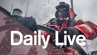 Daily Live – Saturday 24 March | Volvo Ocean Race