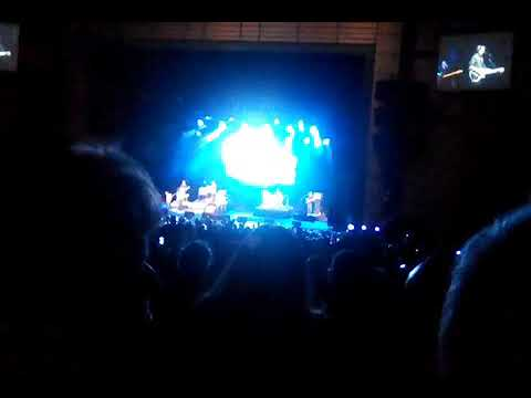 John Fogerty Concert Encore - Blue 🌒 Rising & Proud Mary ~ Bathroom On The Right, Lol!