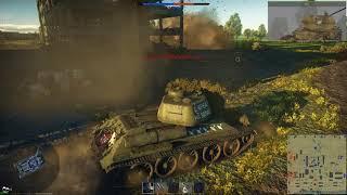 [4K 60fps] War Thunder : ULTRA OPTION Gameplay