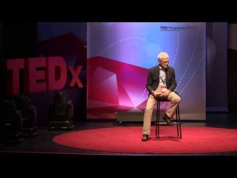 Η γοητεία της τόλμης: Γιάννης Μπουτάρης at TEDxAcademy