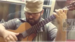 Вариации на темы стиля Фламенко Малагуэнья итп    MUS IN UA уроки игры на гитаре Киеве, бас гитара,