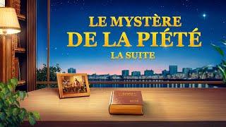 Nouvelles révélations du Saint-Esprit « Le Mystère de la piété - la suite » Bande-annonce officielle
