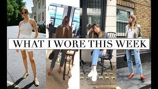 What I Wore This Week   Lizzy Hadfield