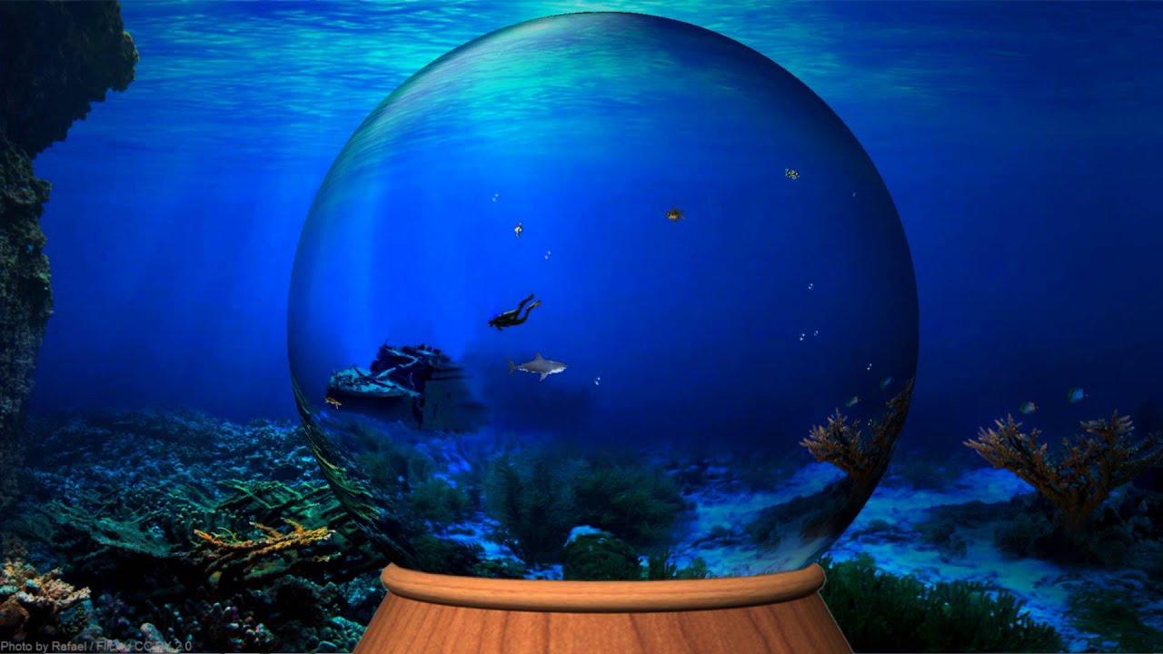 Underwater Scenery - 1080p - YouTube