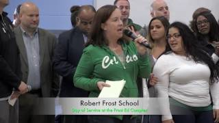Frost School Day of Service