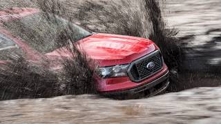 2019 Ford Ranger Trail Control Overview