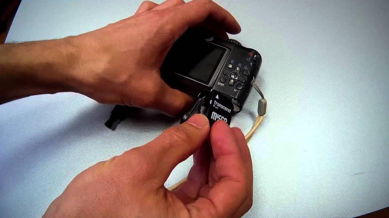 Canon PowerShot A590 A570 A550 поменяйте батарейки