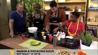 Mango And Pistachio Kulfi (27.09.2012)