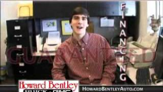 Howard Bentley Guarantee 3 All Depts 2010 05
