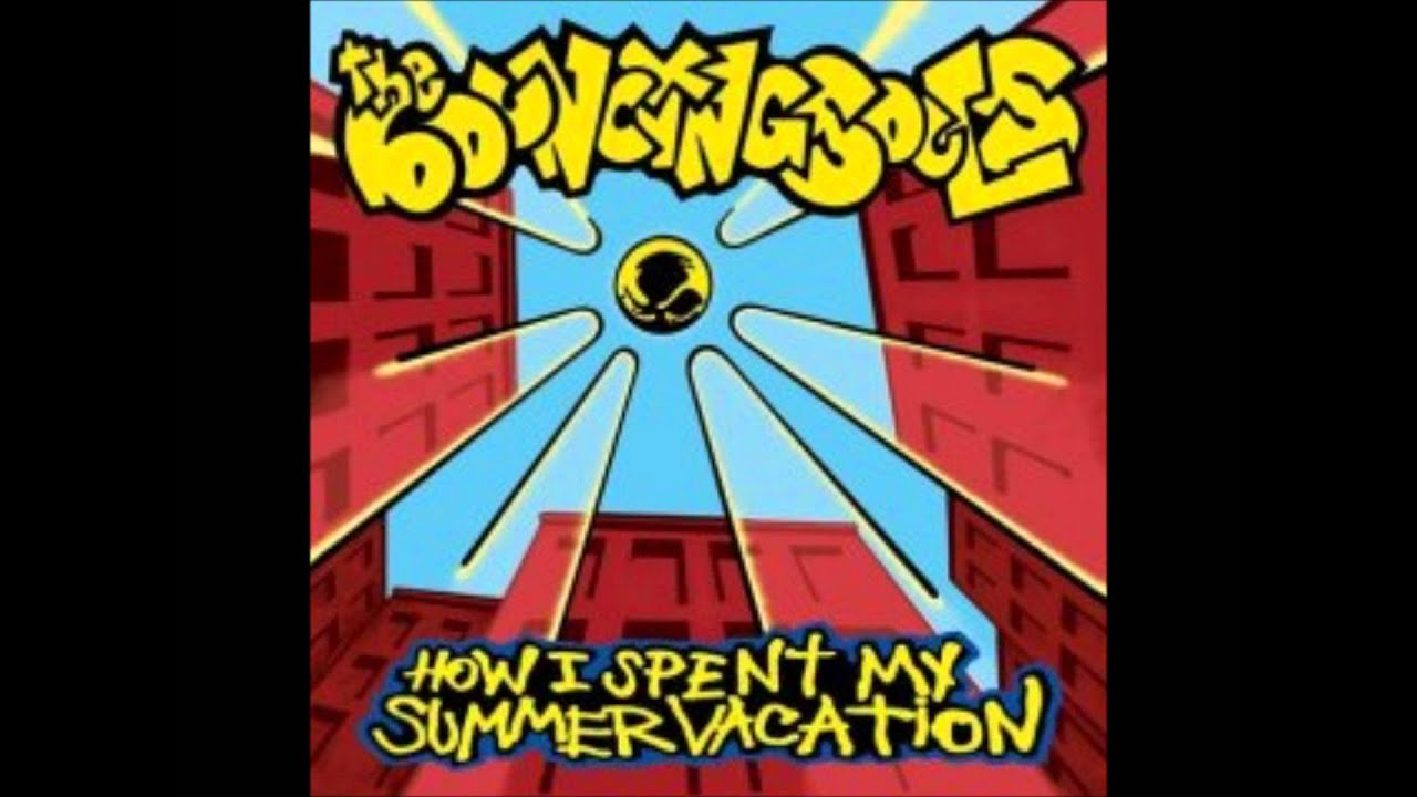 The Bouncing Souls - The Good, The Bad, And The Argyle.