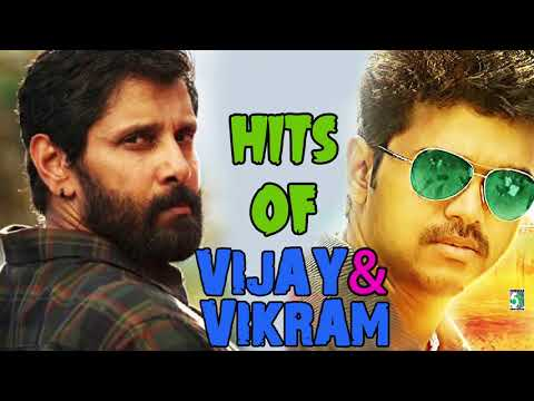 Vijay & Vikram Super Hit Famous Audio Jukebox