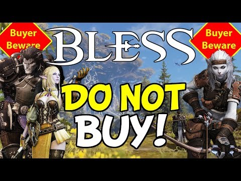 Bless Online is an embarrassment to the MMORPG genre thumbnail