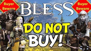 Bless Online is an embarrassment to the MMORPG genre