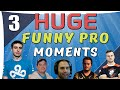 CS:GO - 2016 HUGE FUNNIEST PRO MOMENTS 22+MIN | FT. f0rest, pashaBiceps, GeT_RiGhT & More!