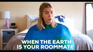 The Matriarchy - When the Earth is Your Roommate