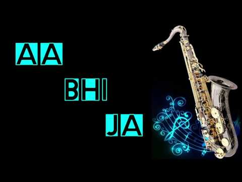 #150:-Aa Bhi Ja || SUR || Lucky Ali || Best Saxophone Cover || HD Quality