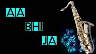 #150:-aa Bhi Ja || Sur || Lucky Ali || Best Saxophone Cover || Hd Quality