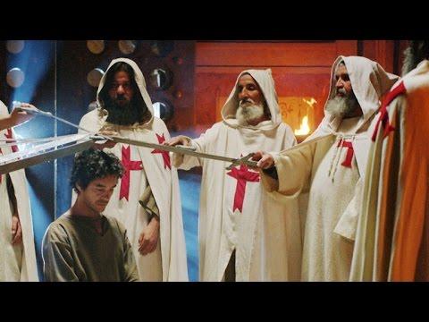 Why the Templar Secret Rituals Were So Controversial