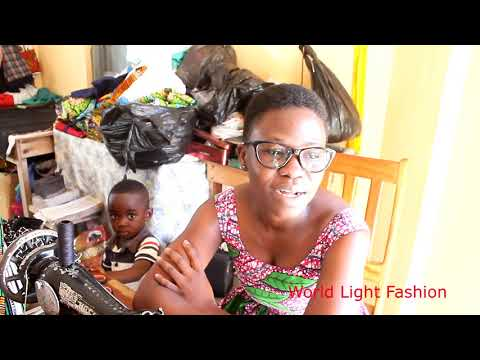 WORLD LIGHT FASHION Accompagne MISS PETITE TAILLE TOGO (Avec