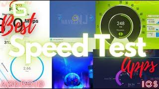6 Best Speed Test Apps screenshot 3