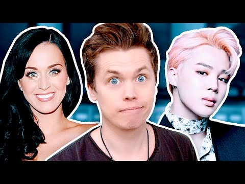 Katy Perry's New Song Is NOT GOOD + BTS Post Malone & MORE