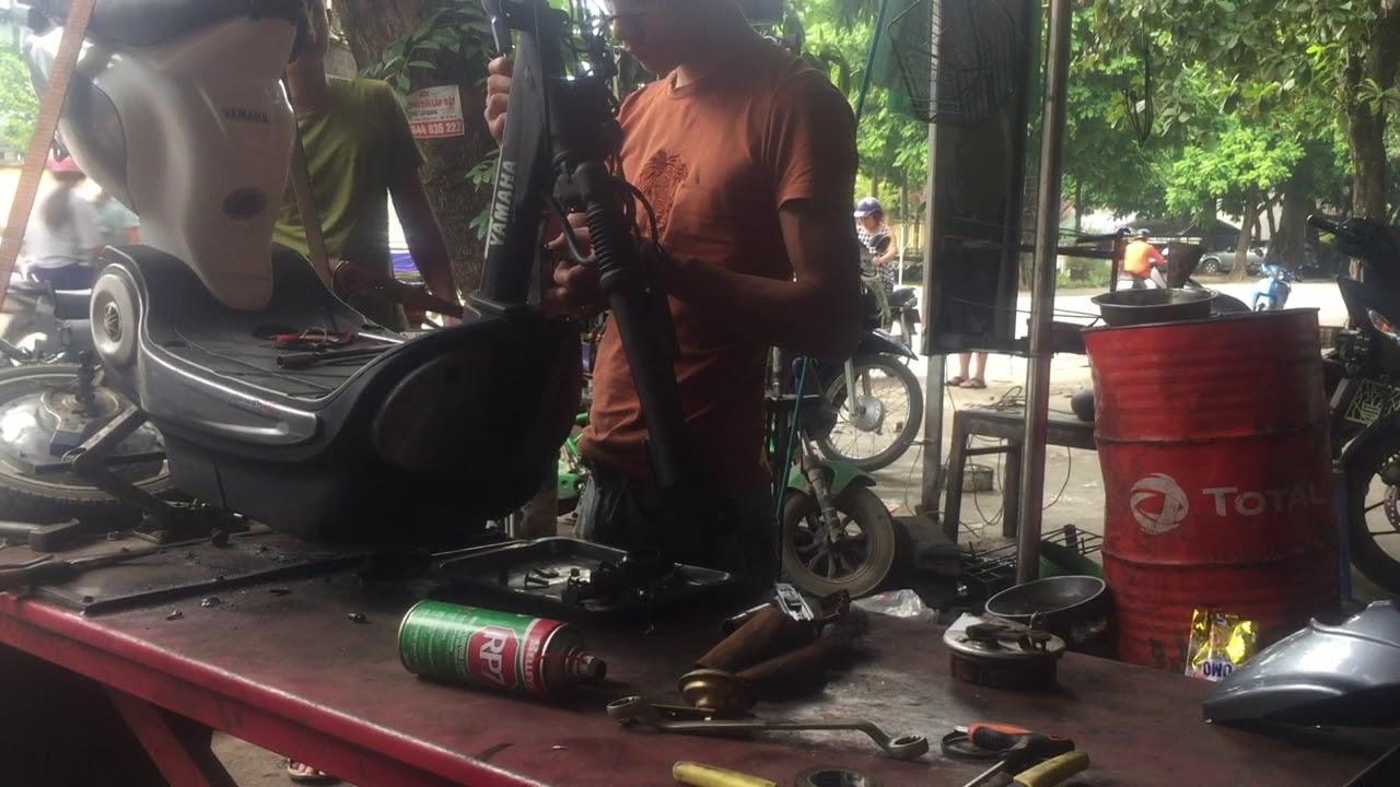 Bảo dưỡng xe đạp điện thế nào là đúng