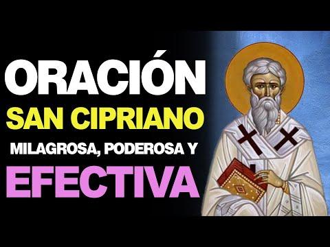🙏 Oración Milagrosa a San Cipriano, LA MÁS PODEROSA Y EFECTIVA 🙇♂️