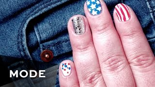 Festive 4th of July Nails | Nail File