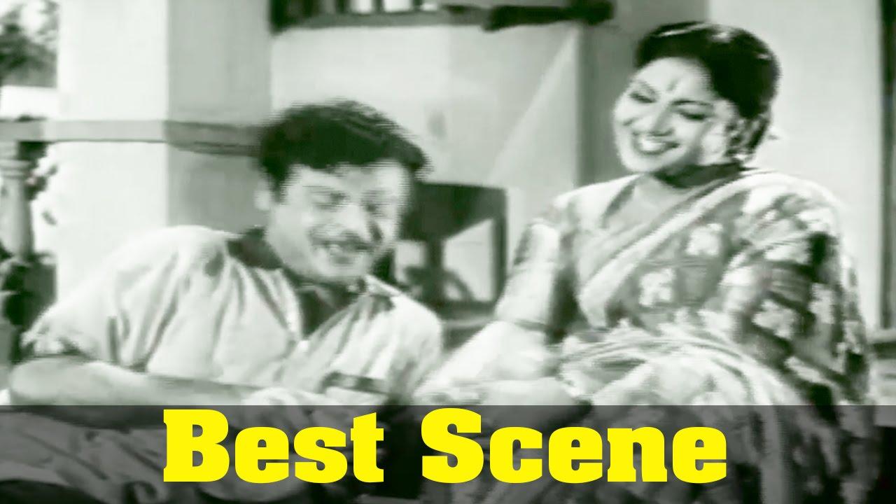 Hello Master Zamindar Tamil Full Movie: Hello Mr Zamindar Movie : Gemini Ganesan, Savitri, Love