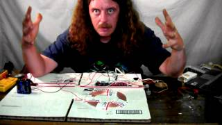 DIY how a pulse induction metal detector works and surf PI update [d]DIY