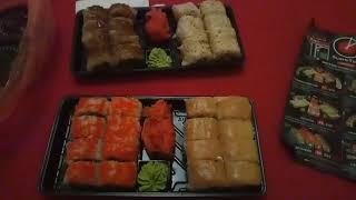 УЖАС!! SUSHI-TIME, доставка суши