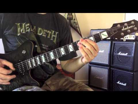 Lamb of God - Vigil Guitar Cover