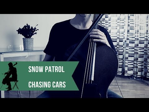 Snow Patrol - Chasing Cars for cello, piano and orchestra (COVER)