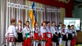 Відеозвіт про проведення тематичної лінійки Україна   єдина країна