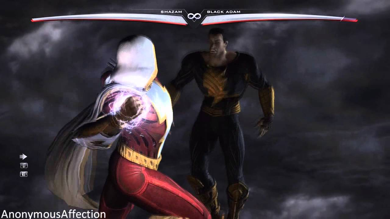 Images Of Injustice Shazam Wallpaper Gods