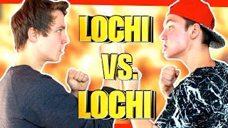 LOCHI VS. LOCHI - DAS DUELL! (+ Bestrafung!)