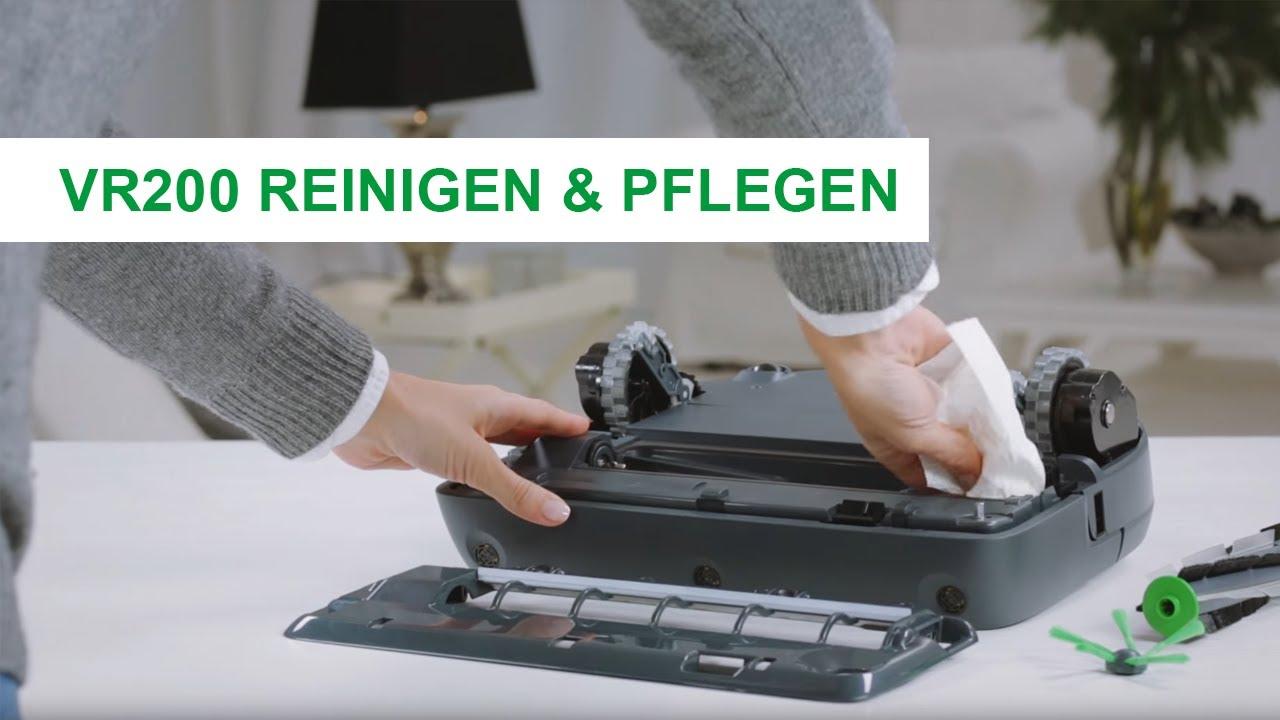 Bürsten-Set für Saugroboter Vorwerk Kobold VR100