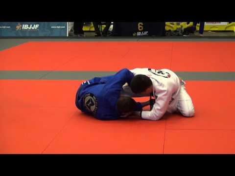 Milton Bastos x William Hagerty - Seattle Open 2015 - Male/ Light Feather -Final