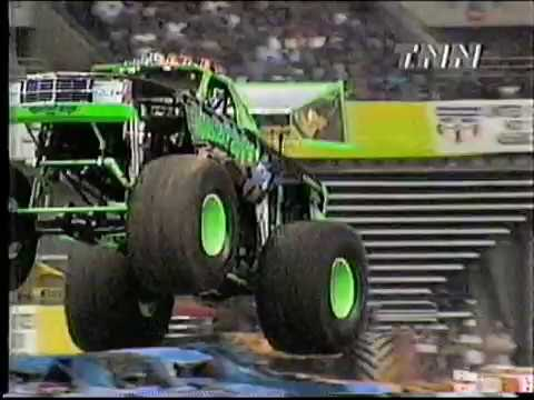 San Antonio 1999 TNN Motor Madness Monster Jam Week 1