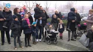Sinterklaas intocht Maaspoort 2016